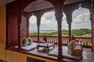 Pavilion Amargarh fort