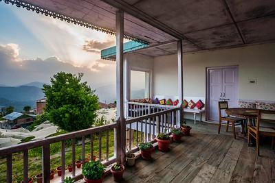 Thanedhar Estate porch