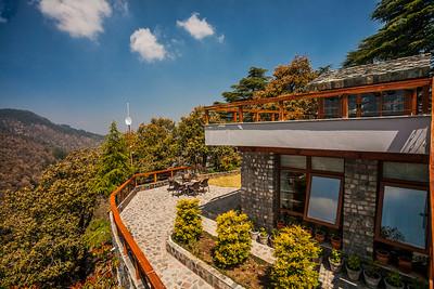 Rockvilla in Jabarkhet near Landour, Uttarakhand