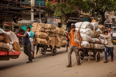 Khari Baoli, Delhi, India