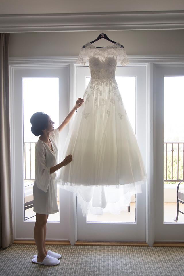 KLK Associate Loreen: Monarch Beach Wedding