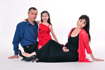 Anuta, Sasha, Masha