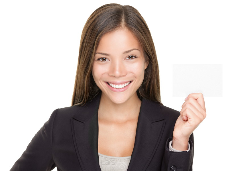 Bewerbungsfoto Businessfrau Fotostudio