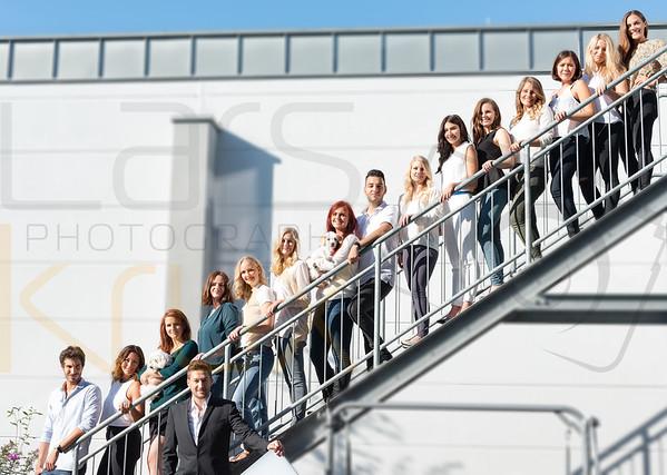 Agentur- und Mitarbeiter Shootings On Location / beim Kunden
