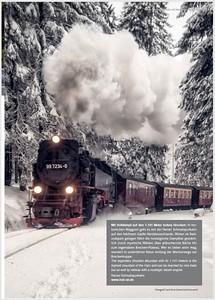 Nostalgie pur - Harzer Brockenbahn