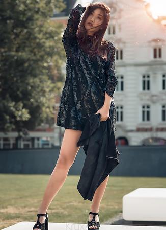 Outdoor Model Portrait | Studio Krux | Hamburg