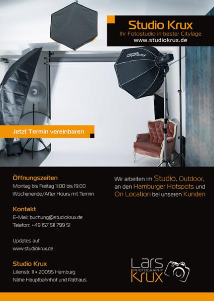 Fotostudio Krux Hamburg