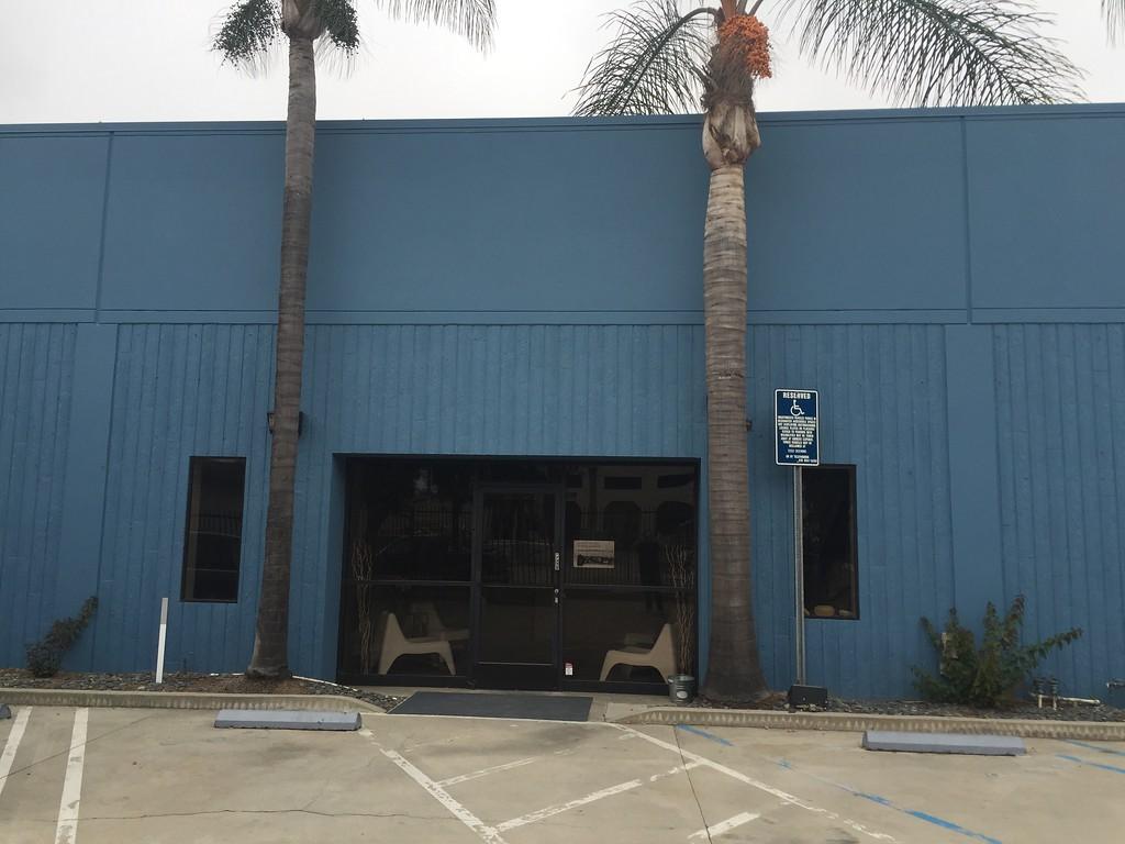 Entrance View # 2