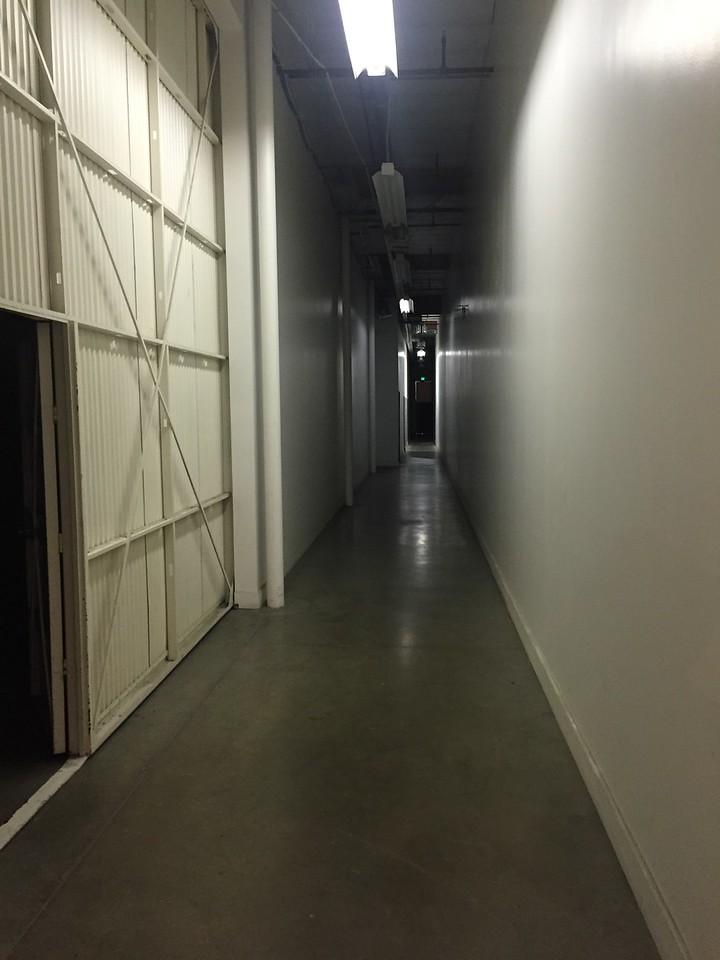 Hallway View # 1