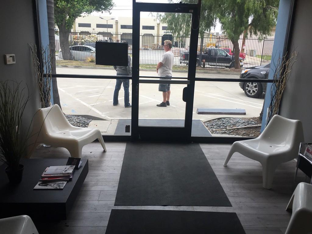 Entrance View # 3