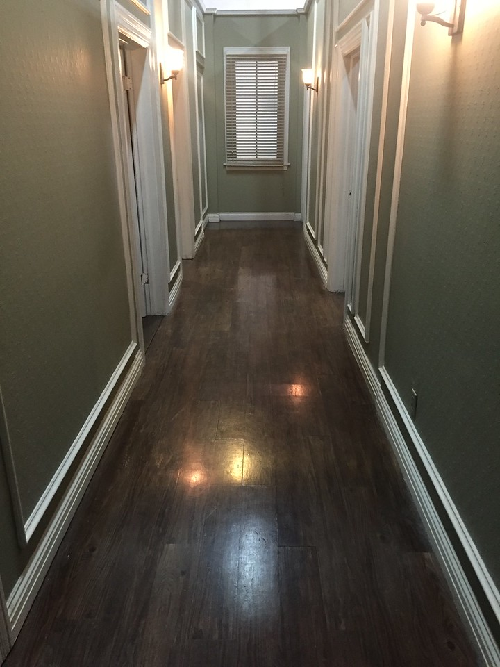 Studio House Hallway 1