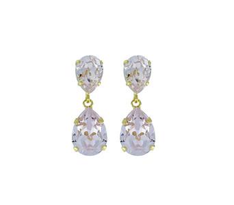 Classic Drop Earrings / Rosaline