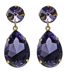 Perfect Drop Earrings / Tranzaline