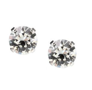 Classic Stud Earrings / Crystal
