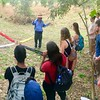 John Atkinson's Environmental Engineering class trip to Costa Rica. Day trip to the Sol de Vida, a solar cooking promotion group in Guanacaste Province.<br /> <br /> Photographer: Douglas Levere