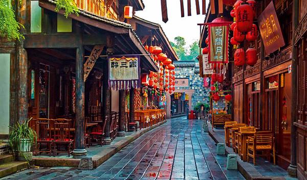 Jinli Road, Chengdu