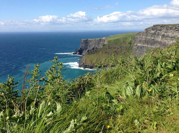 Mohr cliffs
