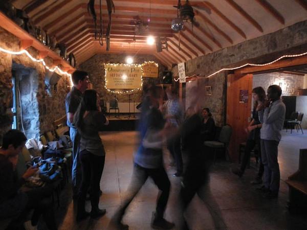 Ceili Dancing