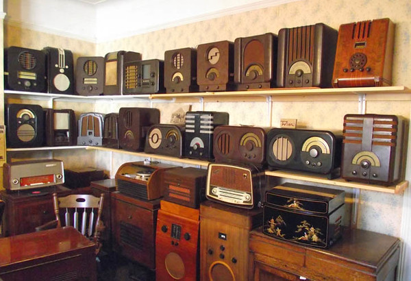 The British Vintage Wireless and Television Museum