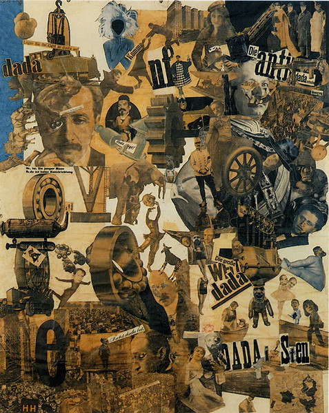 Hannah Höch, Cut with the Kitchen Knife