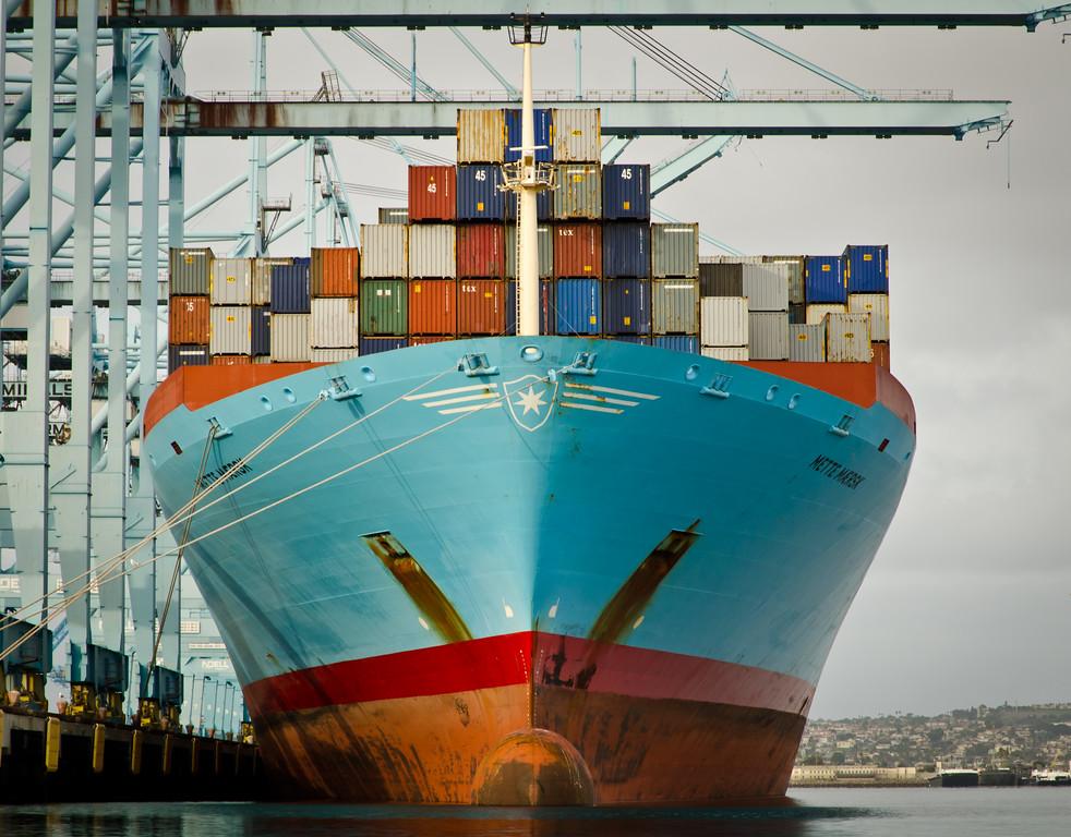 Centerline - METTE Maersk