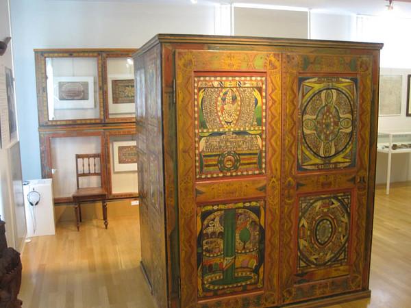 Wolfli Cabinet, Waldau Psychiatry Museum