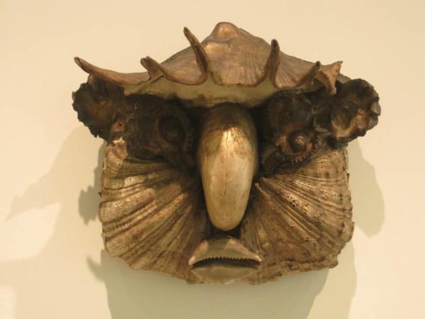 Shell Mask, Collection de l'Art Brut