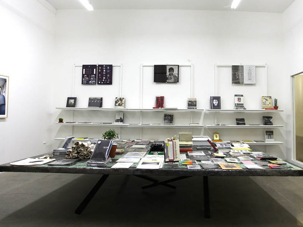 bookdummypress studio at Mana Contemporary