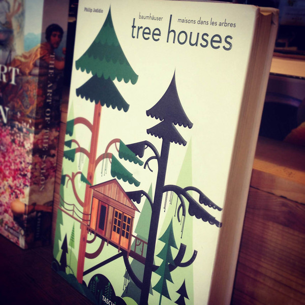 Some may say I'm obsessed with tree houses.