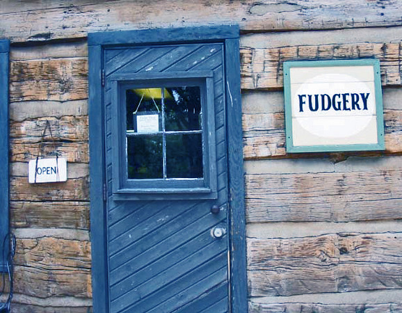 Indiana fudge shop