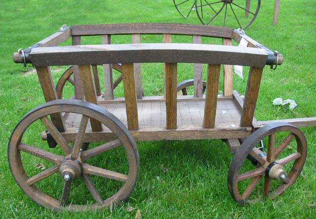 Amish cart for sale