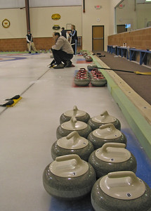 Curling at the Detroit Curling Club