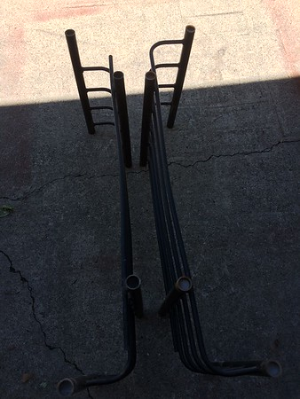 THULE M>O>A>B> rack extension