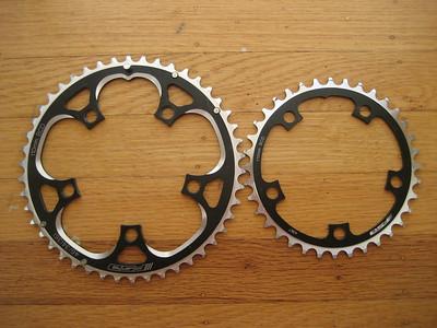 Chainring & cranks