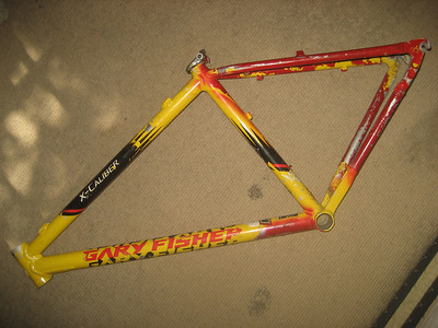Cheap bike frames