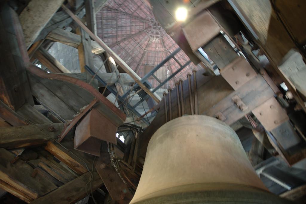 Le bourdon de Notre Dame de Paris.