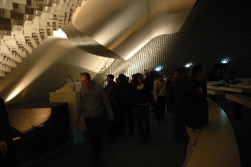 Sige du PCF<br /> <br /> Nuit blanche 2005