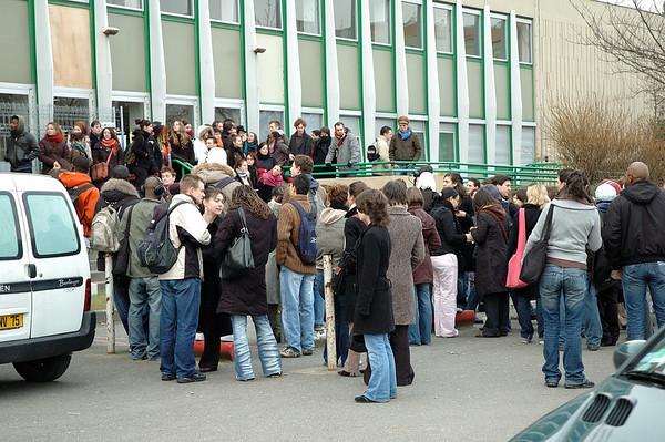 2006-03-07 Nanterre en greve