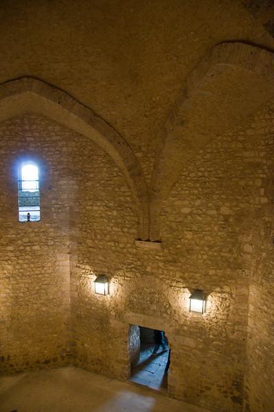 IntŽrieur de la tour Cesar