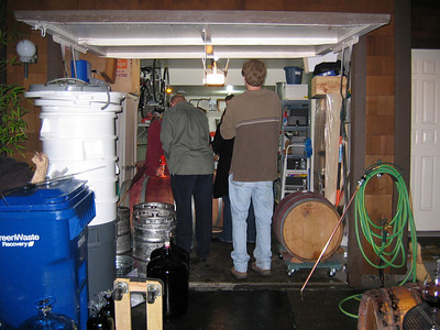 wine making 2008