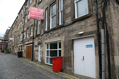 Thistle Street South West Lane