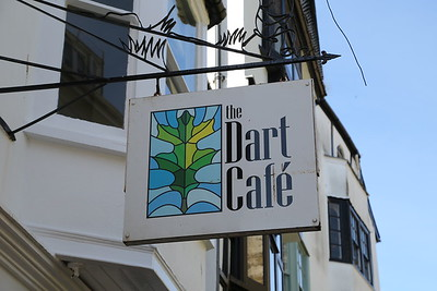 The Dart Cafe, Dartmouth