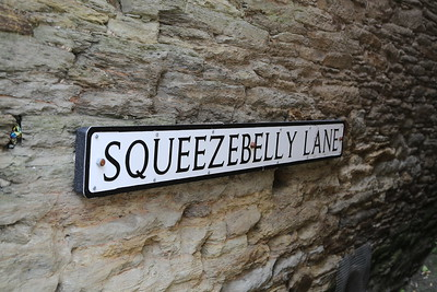 Squeezebelly Lane, Kingsbridge