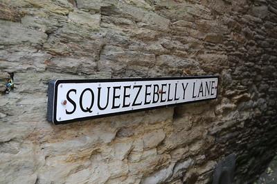 Squeezebelly Lane, Kingsbridge