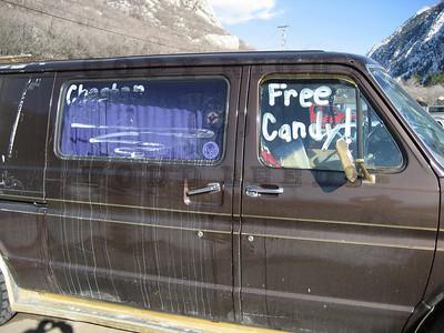Chester's Van