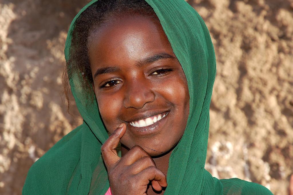 Harar girl.