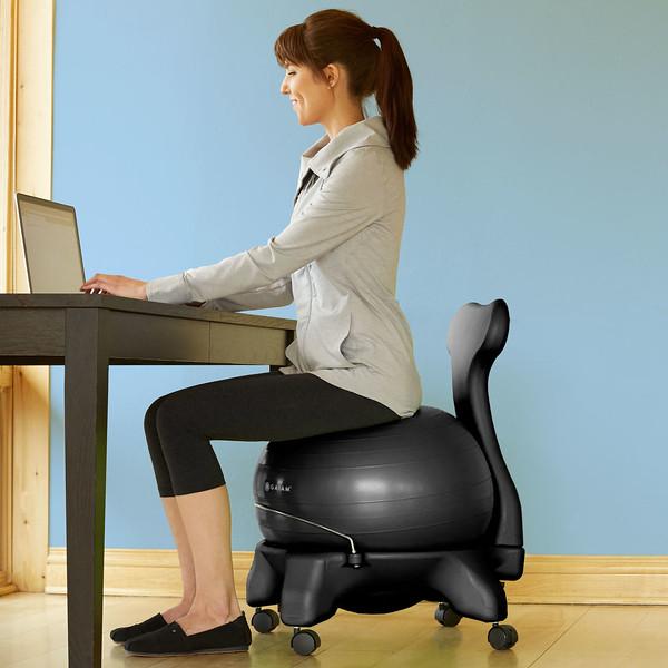 ball chair 4