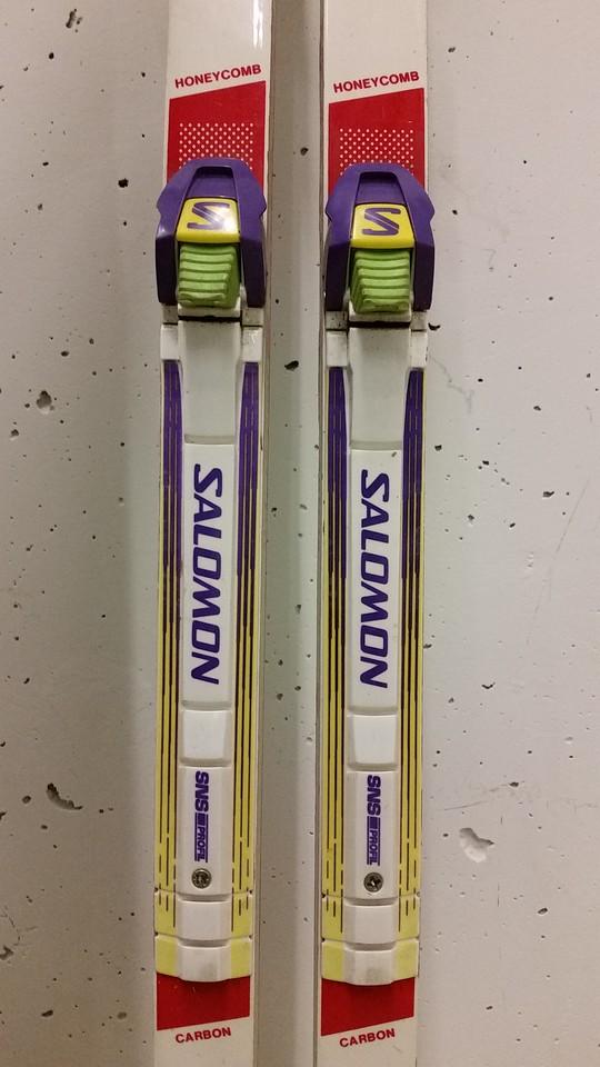 XC skis Morotto 3
