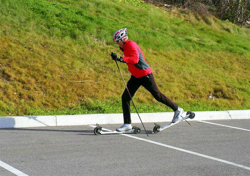 roller ski 1