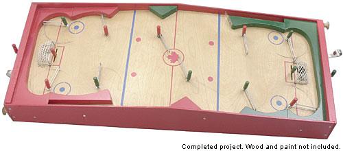 table hockey kit LV $58_2
